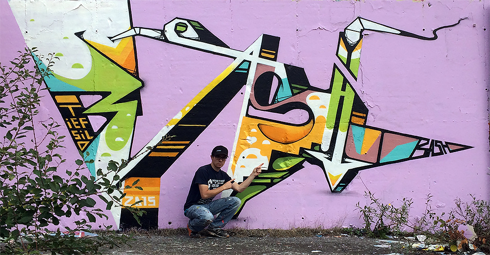 B.ash / Berlin / 2015