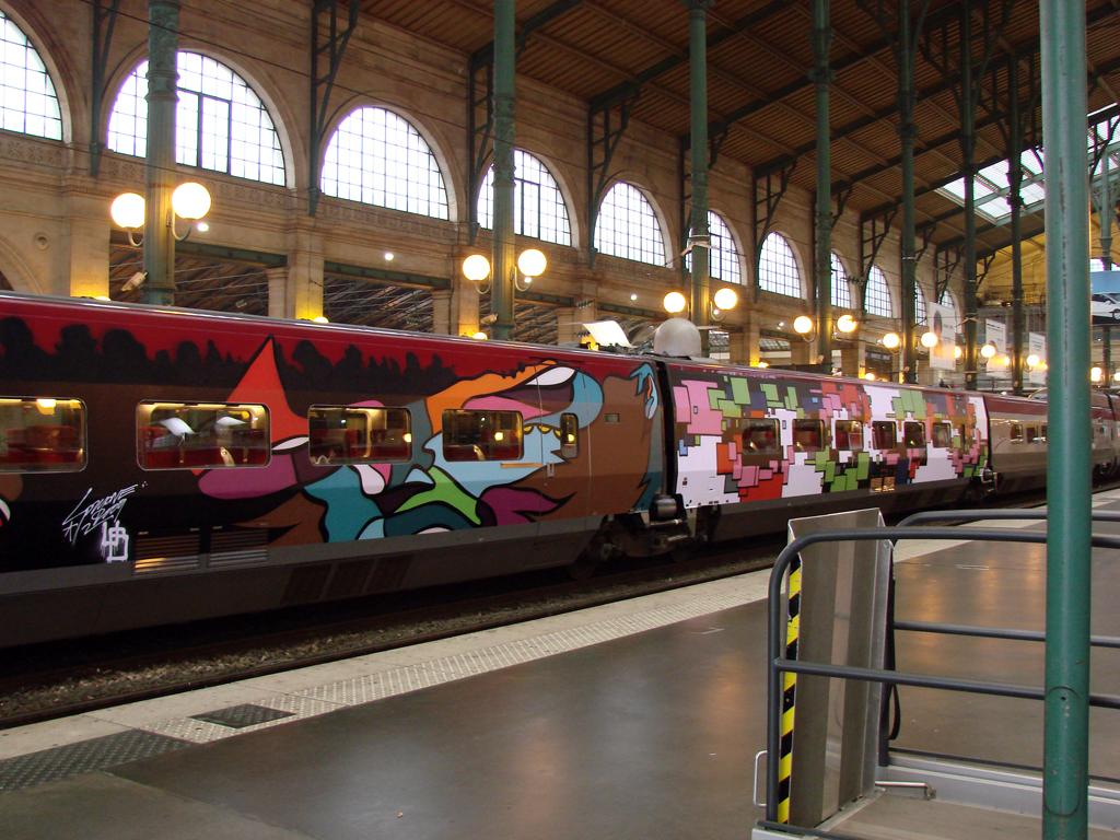 Paris 2009 - Thalys (7)