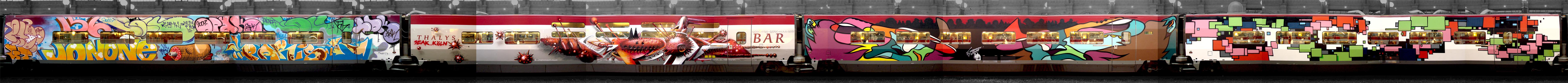 Paris 2009 - Thalys (8)