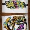 Style exchange with KASER from Berlin-Germany